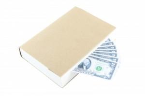 money-books