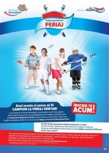 Poster Campionatul de Periaj-1