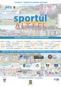 Poster Sportul Altfel-1