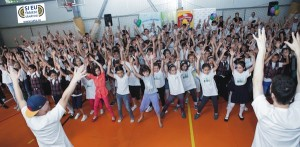 Elevii in cadrul interventiilor SETS din scoli