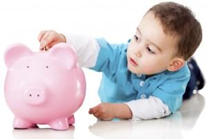 copil bani