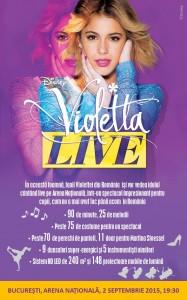 Violetta Live in cifre