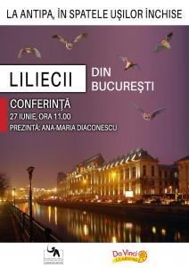 Conferinta Liliecii din Bucuresti
