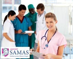 Asociatia SAMAS, singura retea nationala de educatori perinatali