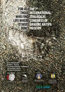 """Al saptelea Congres International de Zoologie al Muzeului """"Grigore Antipa"""""""