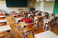 Lipsa avizelor de la pompieri provoaca haos in scoli