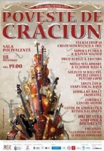 Poveste de Craciun, marca Opera Comica pentru Copii, la Sala Polivalenta, pe 18 decembrie