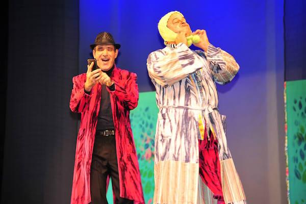 Descopera planurile buclucase ale batranului Don Pasquale, la Opera Comica pentru Copii