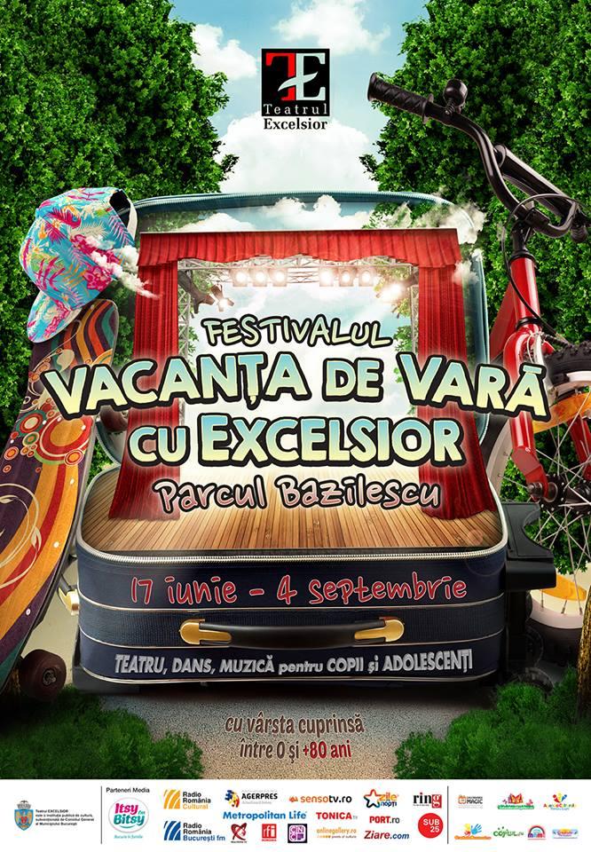"""""""Vacanta de vara cu Excelsior"""""""