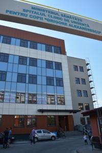"Spitalul ""Grigore Alexandrescu"" deschide clinica de neurochirurgie si chirurgie cardiovasculara pentru copii"