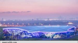 Cel mai mare parc de distractii acoperit s-a deschis in Dubai