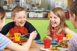Program-pilot privind alimentația elevilor, adoptat de Guvern