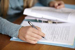 Rata de promovare ridicata la proba scrisa a concursului pentru directori de scoli
