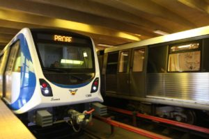 Intrarea la metrou va putea fi platita cu carduri conctacless