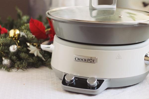 Crock Pot 6 L Digital DuraCeramic™ Sauté