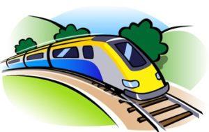 Elevii si studentii cu drept de vot pot circula gratis cu trenul in perioada 8-12 decembrie