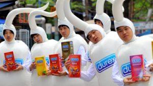 Durex intra in businessul cu alimente pentru bebelusi