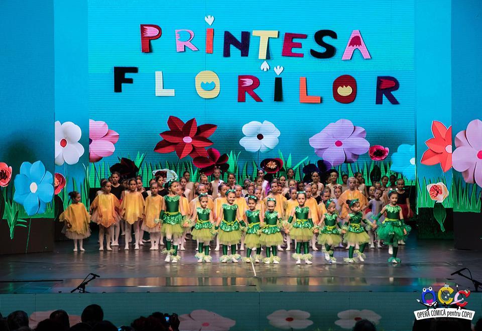 """Opera Comica pentru Copii prezintă cea de-a patra editie a Festivalului International ,,Marile Serate Muzicale ale Bucurestiului"""""""