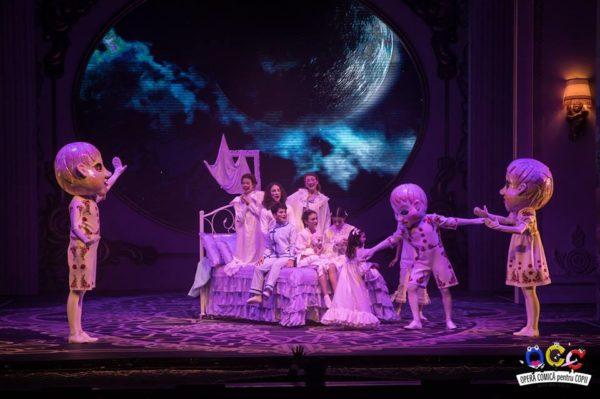 25.000 de copii si parinti la Festivalul Opera Copiilor 2018