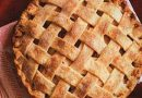 Placintă de post cu mere și gutui