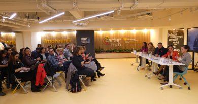 Primul hub comunitar din România într-un centru comercial