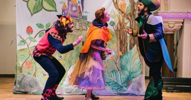 Peripeţiile Prinţesei Mofturica- un spectacol interactiv, educativ şi muzical, potrivit pentru întreaga familie