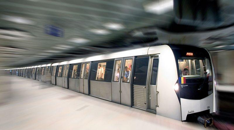 Acces rapid în 9 stații de metrou, cu orice card bancar contactless