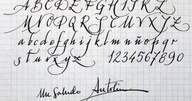 Ziua Internaţională a Scrisului de Mână. Cursurile de caligrafie sunt tot mai căutate