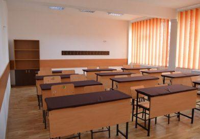 Cursuri suspendate timp de 3 zile în mai multe unităţi şcolare