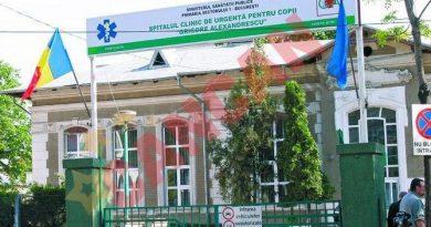 """Un copil în vârstă de 2 ani a murit de gripă la Spitalul """"Grigore Alexandrescu"""". Nu era vaccinat antigripal, dar suferea și de alte afecțiuni grave"""