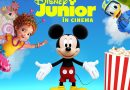 """""""Disney Junior În Cinema"""" se întoarce în cea mai mare rețea de cinematografe din țară cu o a doua ediție"""