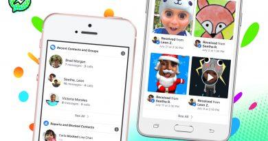 Facebook extinde controlul parental pentru aplicaţia Messenger Kids