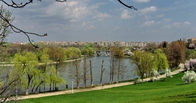 Toate parcurile din București au fost închise