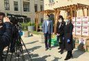 Ambasadorul Republicii Populare Chineze la București a mulțumit Corului Allegretto pentru darul muzical oferit poporului chinez în timpul epidemiei de coronavirus