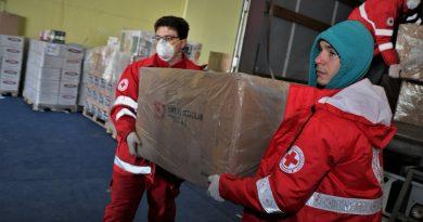 Crucea Roșie Română a achiziționat 1 milion de măști sanitare