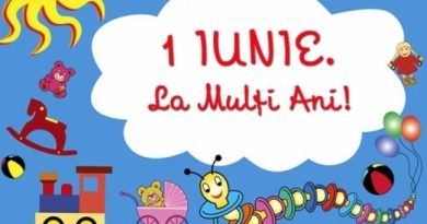 1 iunie, MAREA RELAXARE, dar înainte de orice, este ZIUA COPILULUI!