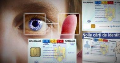 Românii vor putea folosi buletinul electronic cu cip. Pentru prima dată, va putea fi emis buletin și copiilor sub 14 ani