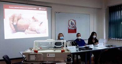 Aparatura medicala vitala pentru sectia de neonatologie Oradea