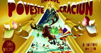 Primul Târg Online de Crăciun exclusiv pentru Copii din lume!