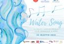 """De Ziua Mondială a Apei, Administrația Națională """"Apele Române"""" și copiii din Cantus Mundi lansează în premieră națională """"WATER SONG"""""""