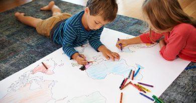 """BCR premiază cu 13.500 de lei cele mai frumoase desene realizate de copiii din București, între 5 mai și 20 iunie, în cadrul concursului  """"Încredere în culori"""""""