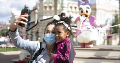 Disneyland Paris, redeschis din 17 iunie cu noi atracţii