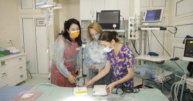 """Investiție majoră în aparatură medicală pentru Spitalul Clinic de Urgență pentru Copii """"Grigore Alexandrescu"""""""