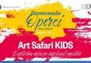 Ateliere de creaţie pentru copii la hub-ul cultural Promenada Operei 2021