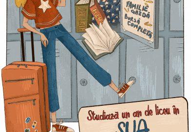 Liceenii români, invitaţi să învețe în SUA prin programul FLEX, finanţat de Departamentul de Stat